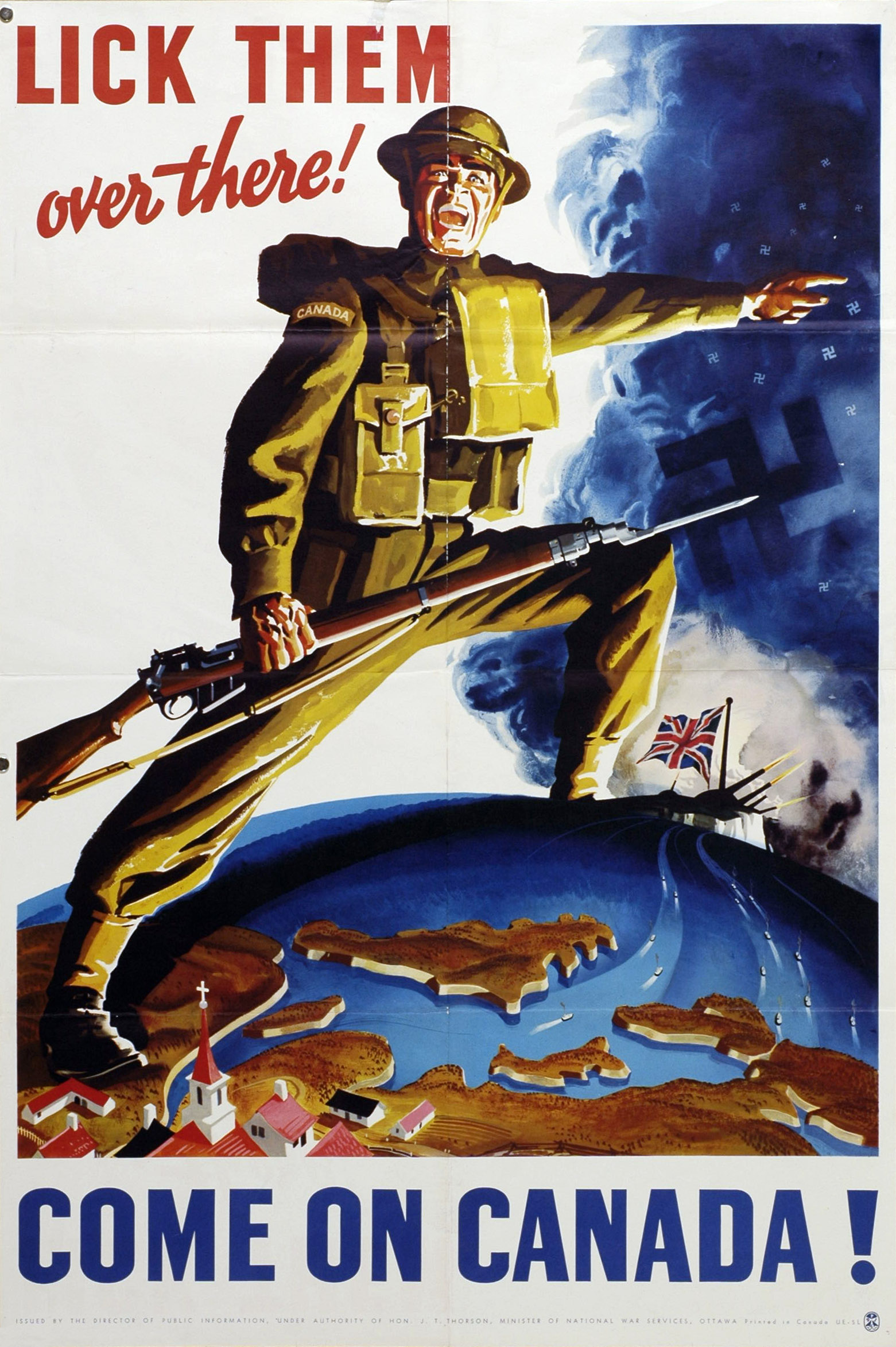 WWII War Posters (exhibition)