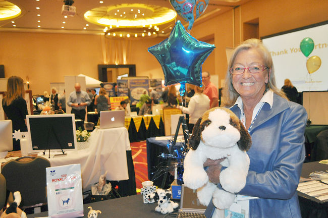 Petcare at Orillia & Lake Country Business Expo