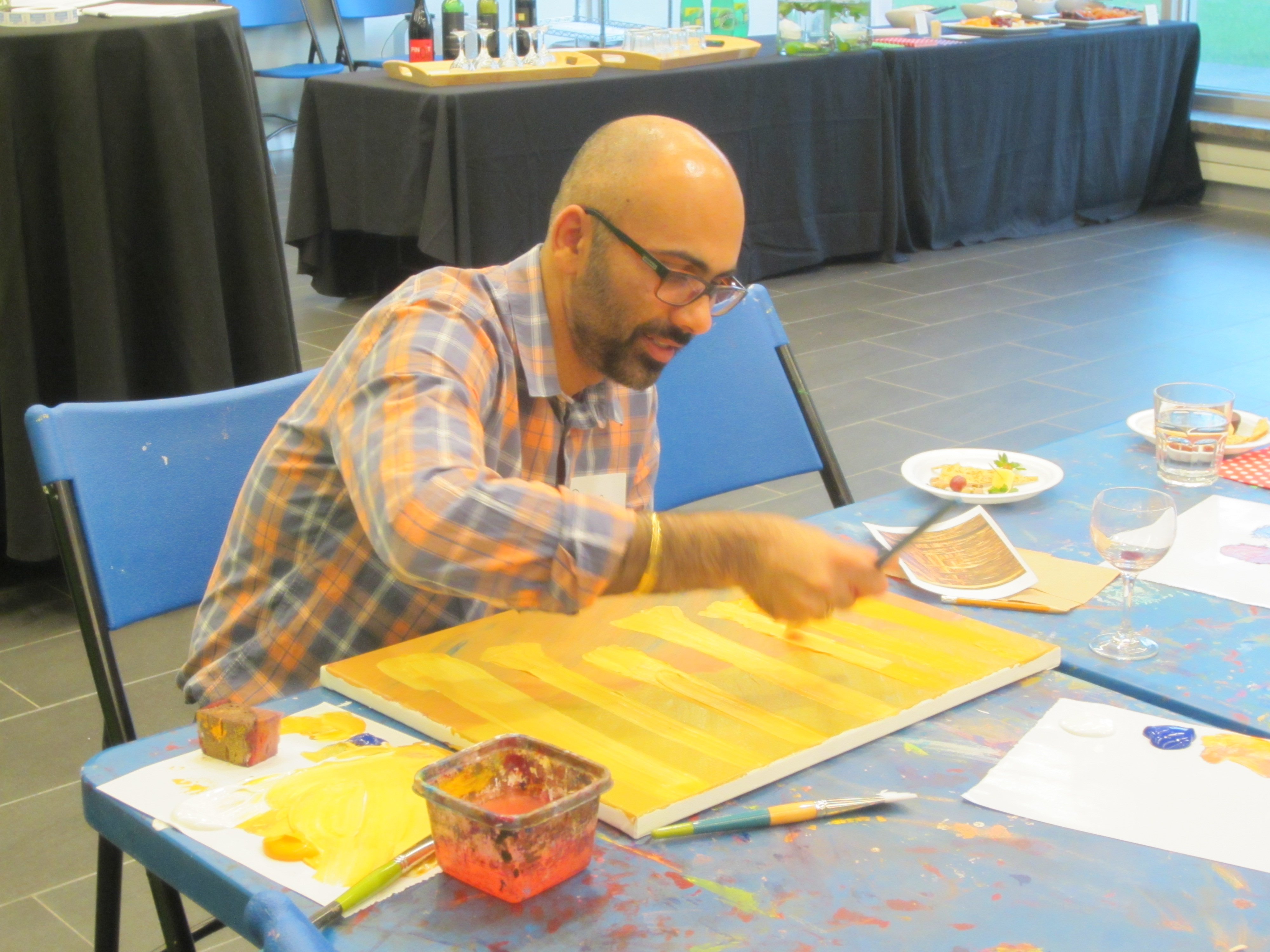 Adult Painting Workshops