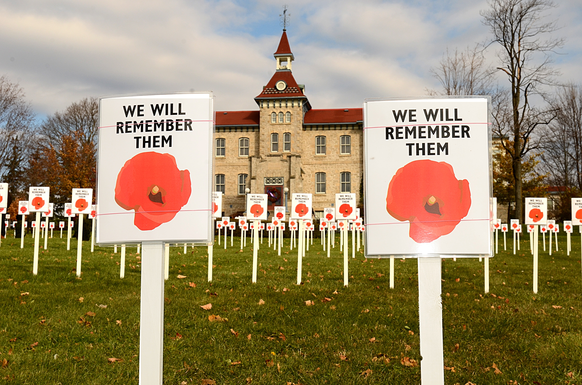 We Will Remember Them Image