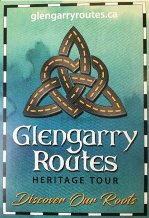 glengarry routes heritage tour brochure