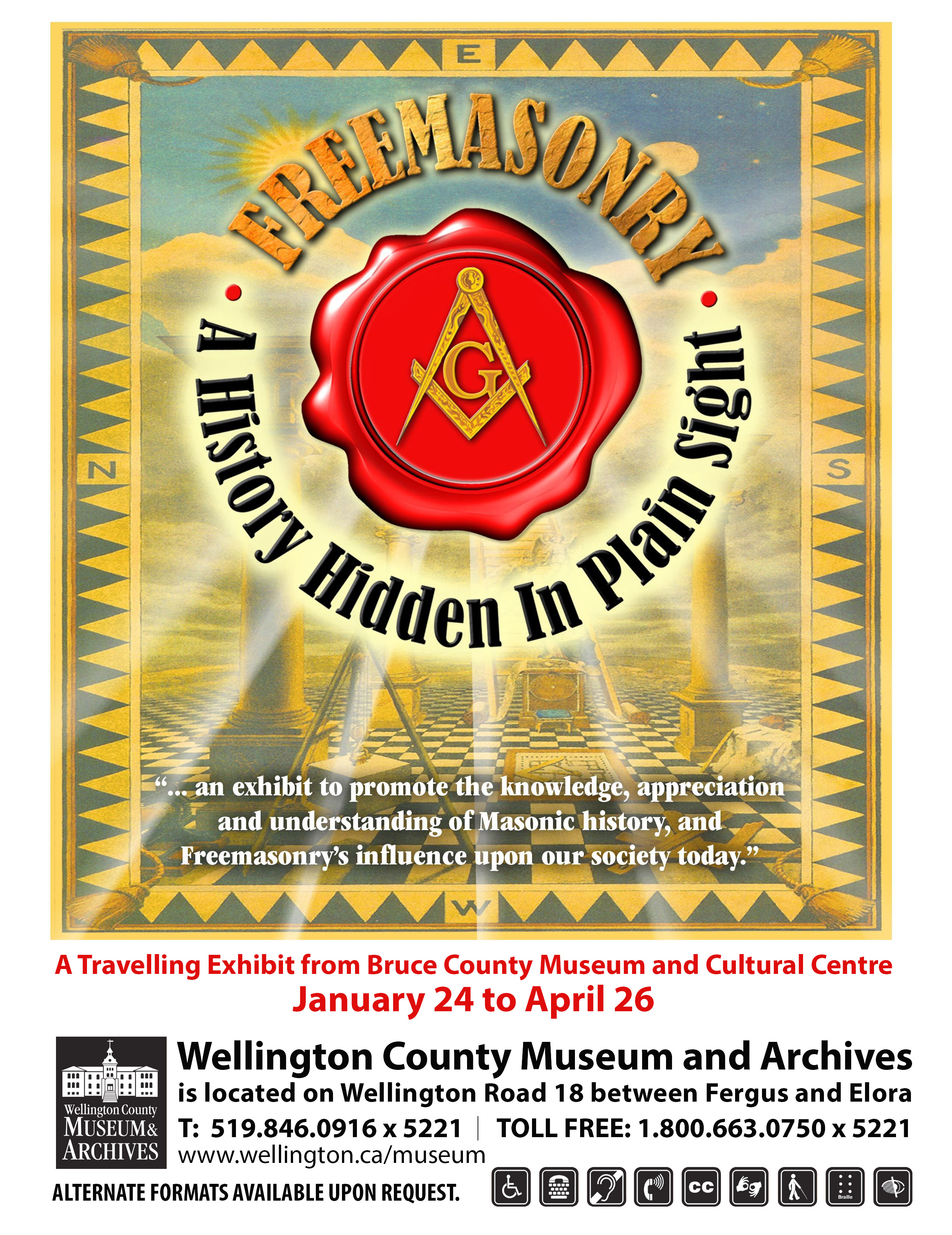 Image of the Freemasonry Poster