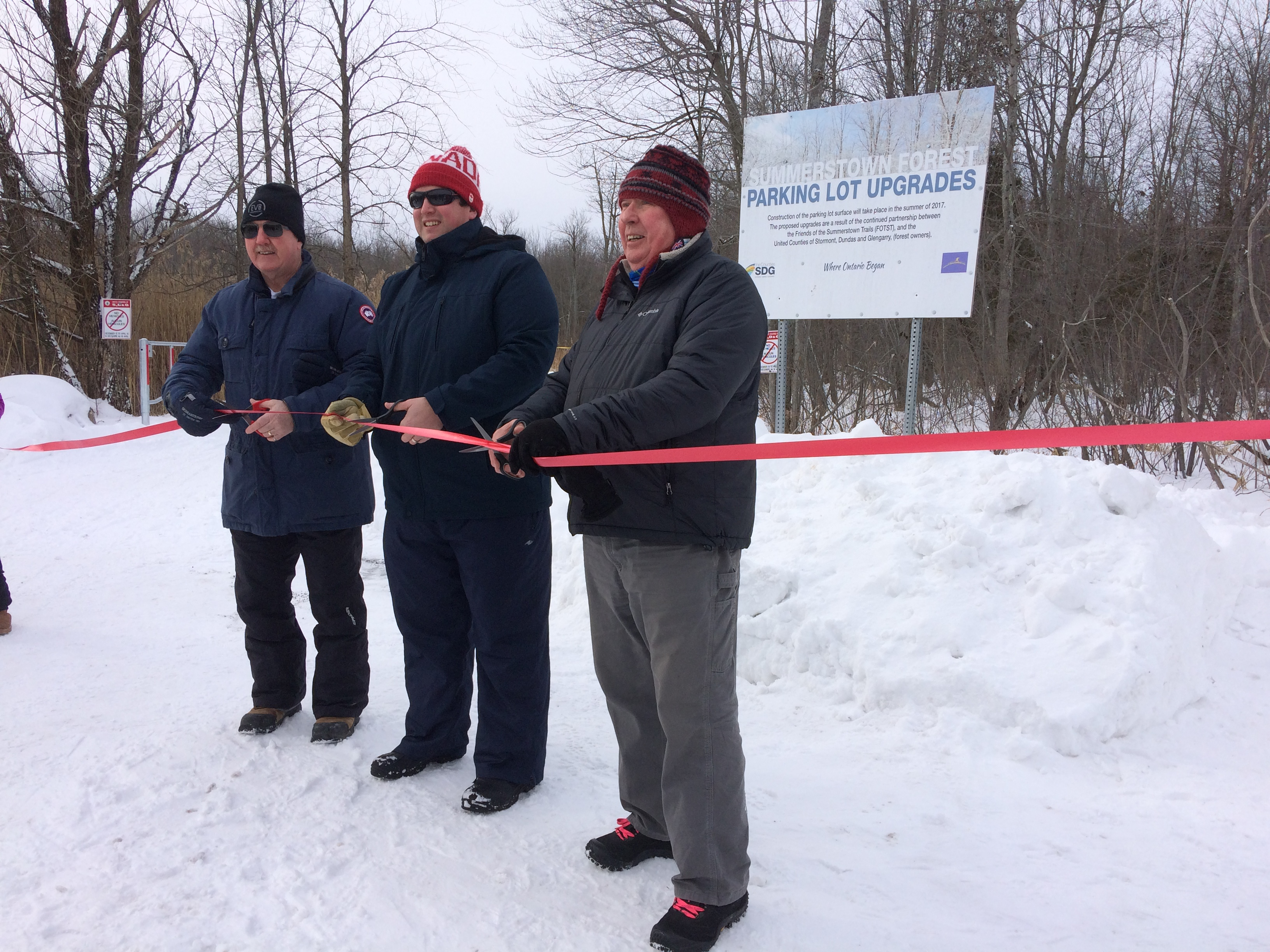 Summerstown Trails Grand Opening