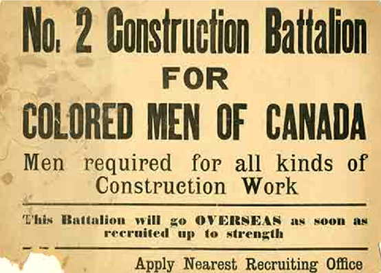 No. 2 Construction Battalion Poster