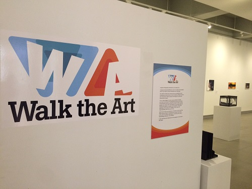 Walk the Art - Opening June 8