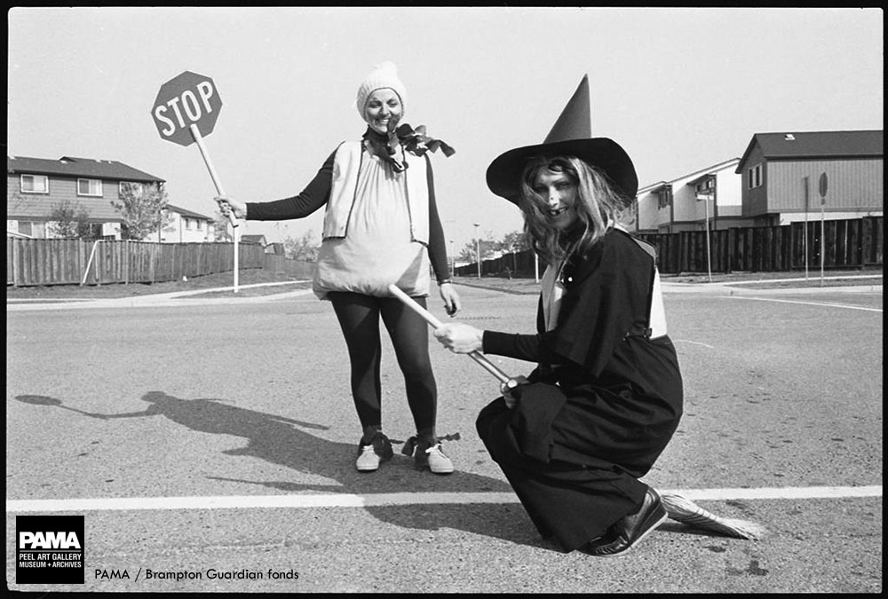 Halloween Archival Shot