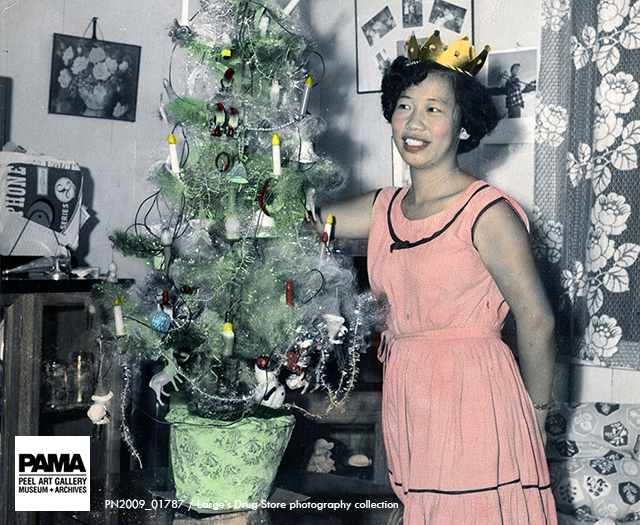 PAMA Archives Holiday image