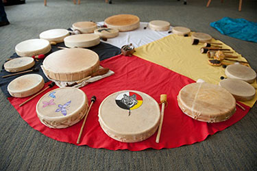 Peel Aboriginal Network Drumming Circle - Dec. 15
