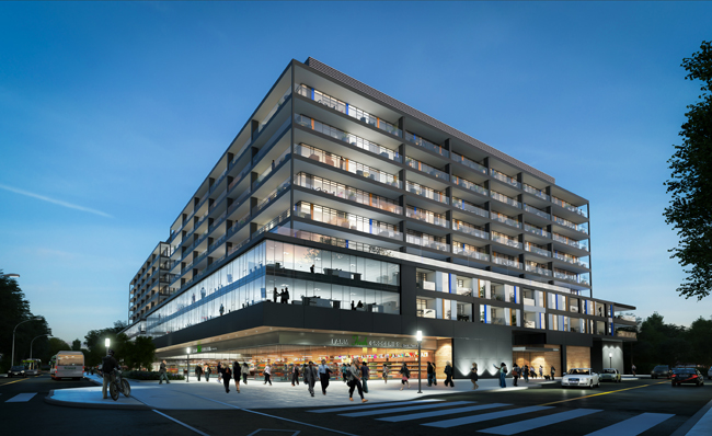 Grand Harwood Place Rendering