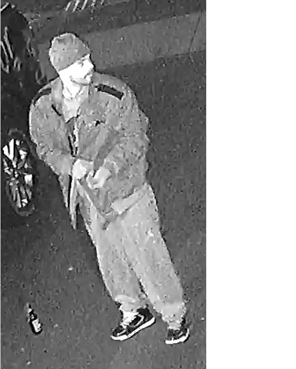 15-288 - Suspect in Mischief
