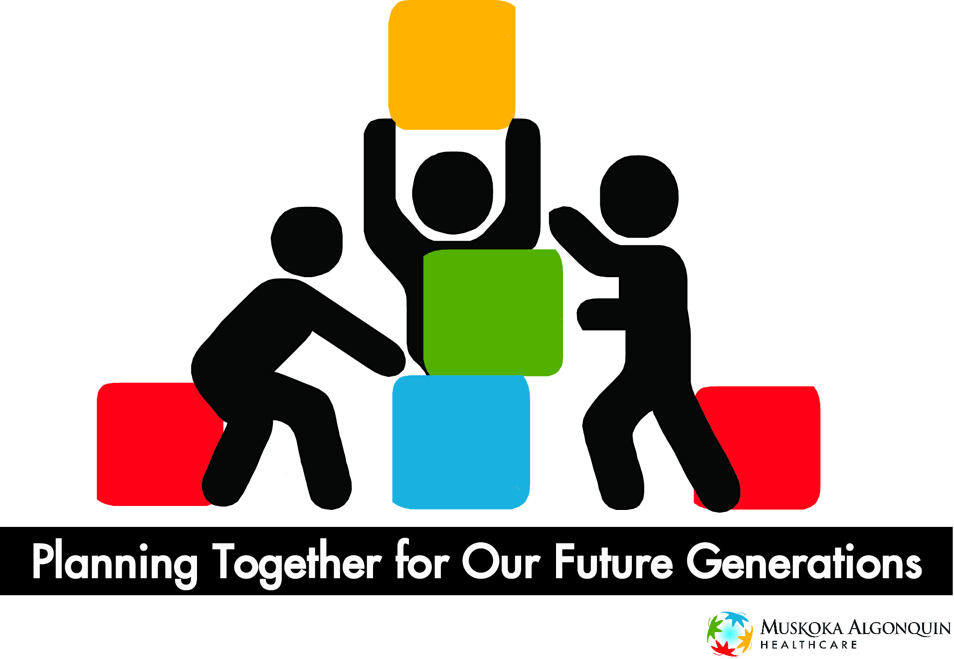Planning Together for Our Future Generations logo
