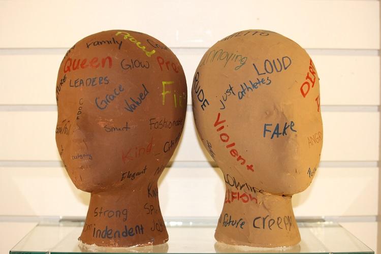 Our Voices exhibition