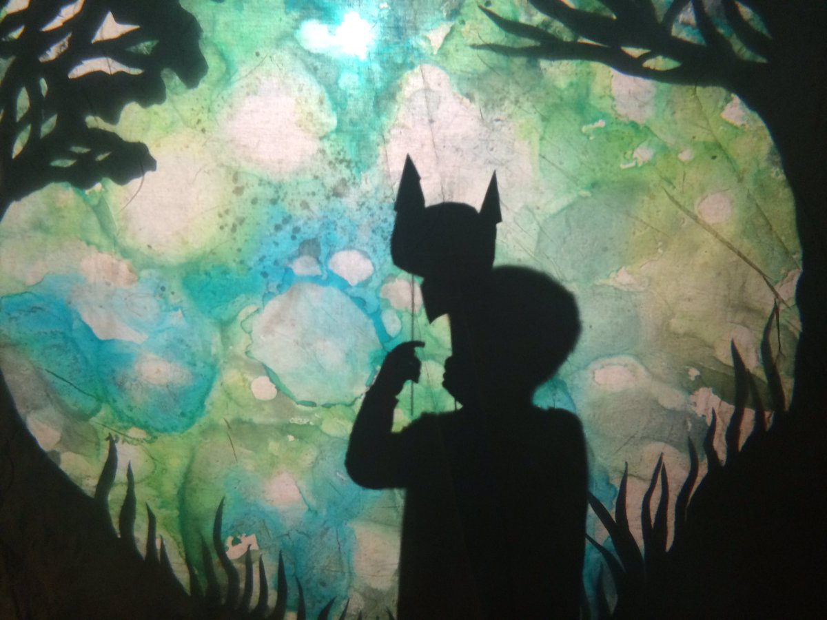 PAMA Kids P.A. Day Camp: Storytelling and Shadow Puppetry