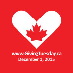 Giving Tuesday - Dec 1