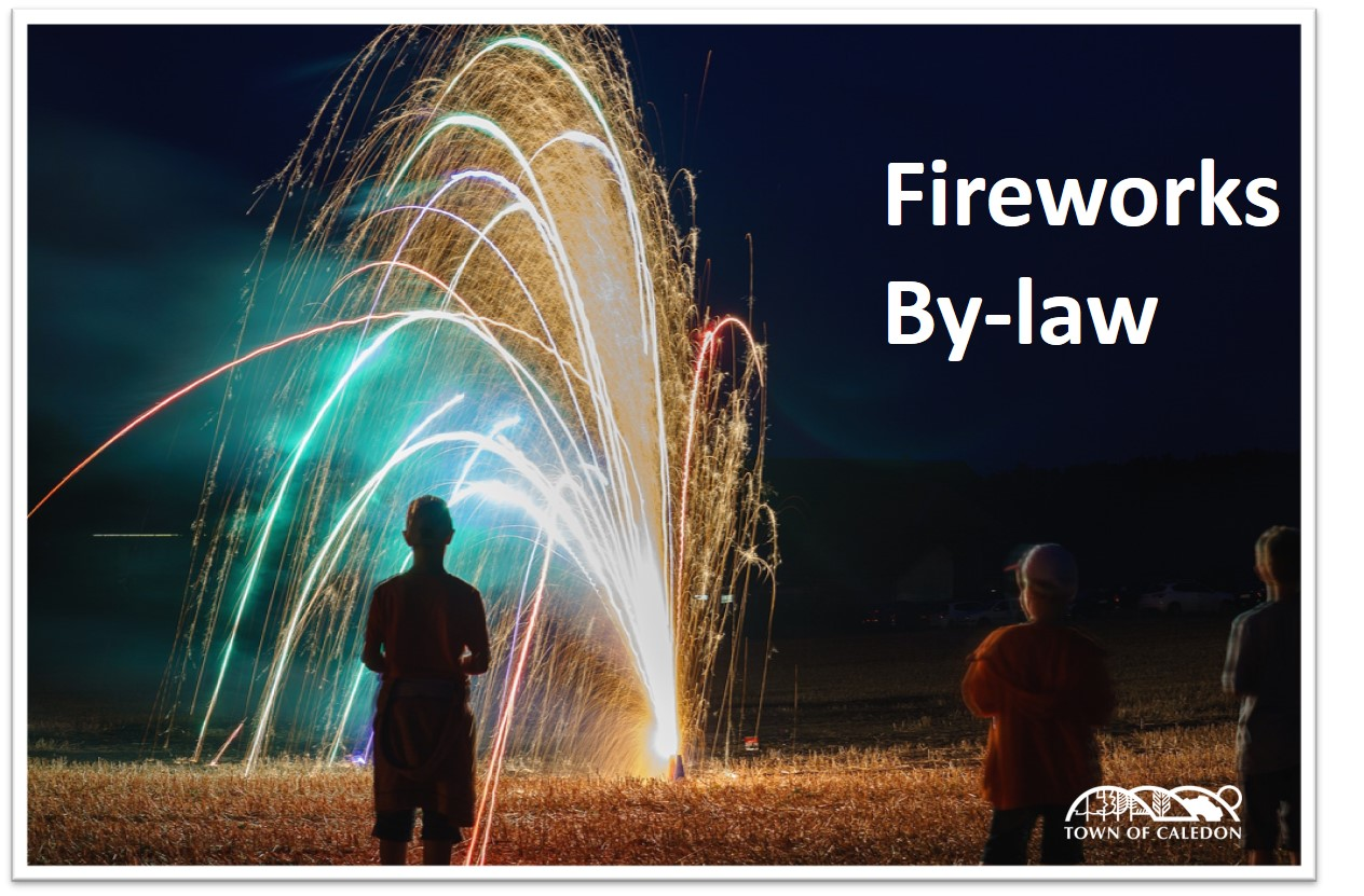 Fireworks By-law