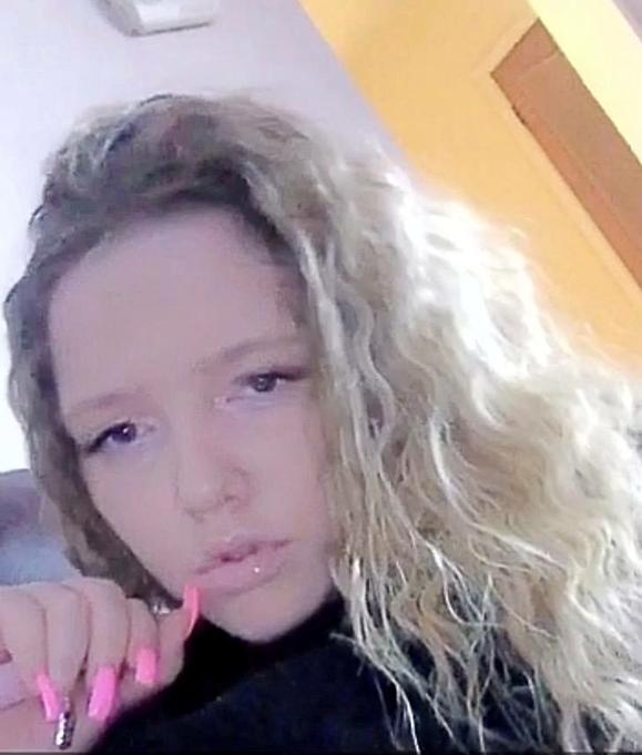 18-118 Missing Female Hailey RYCKMAN