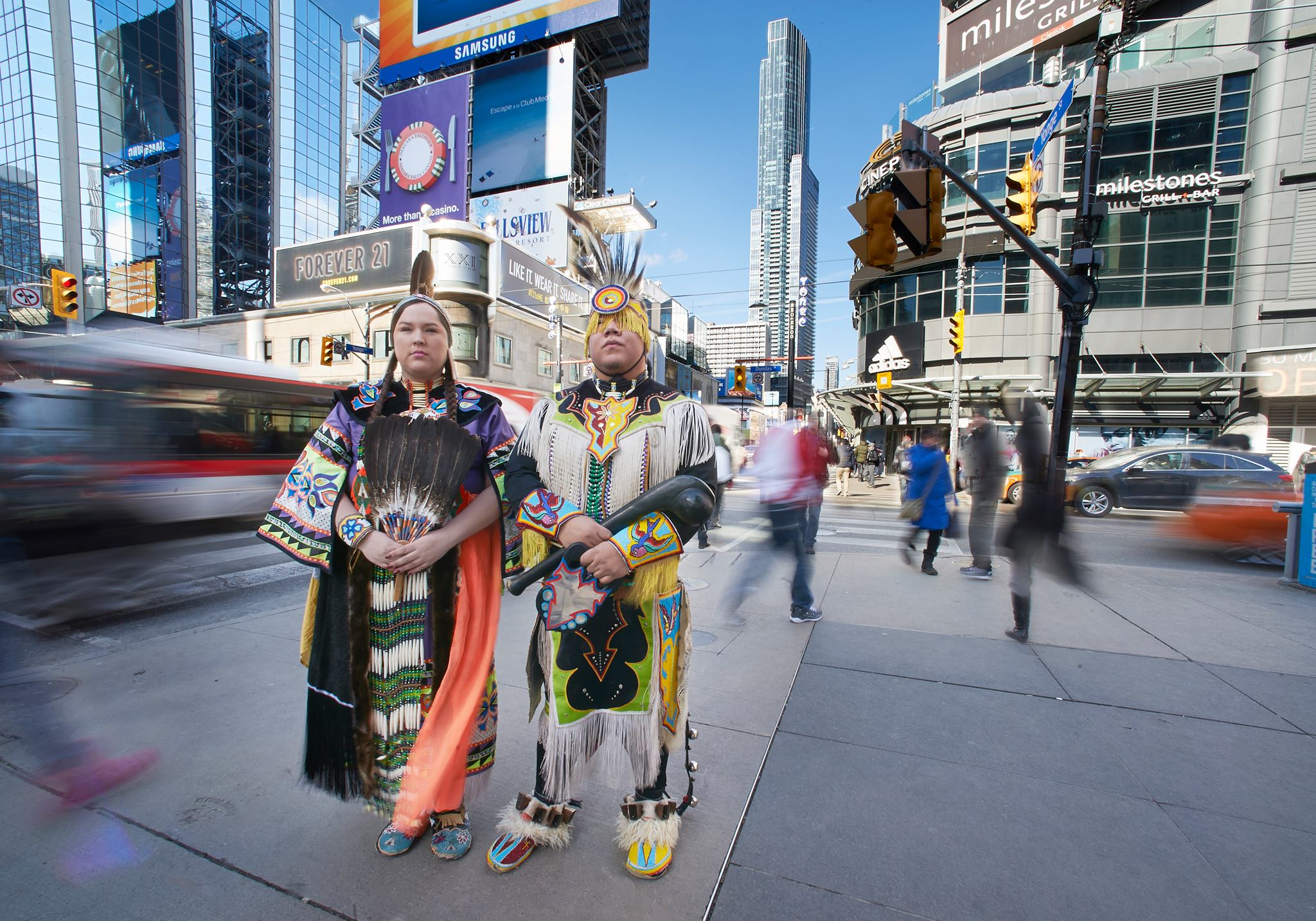 Aboriginal Dancing - Sat. Oct. 1 for Culture Days