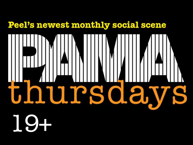 PAMA Thursdays new 19+ event series