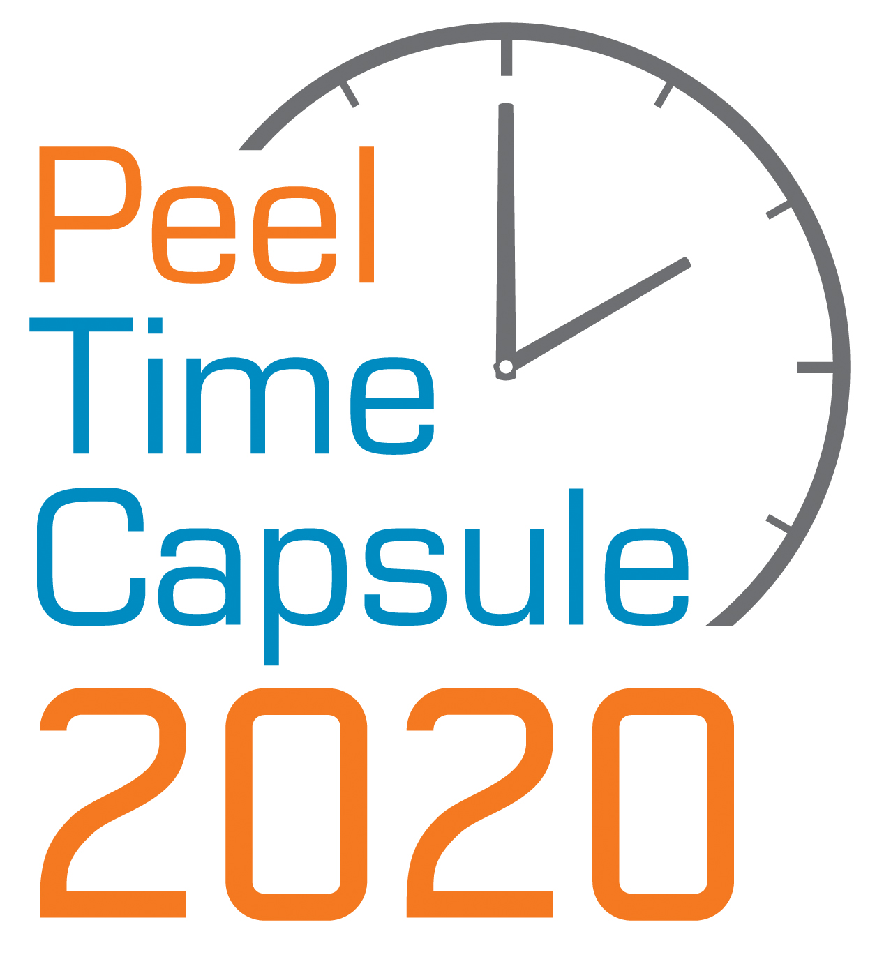 Peel Time Capsule Project Graphic