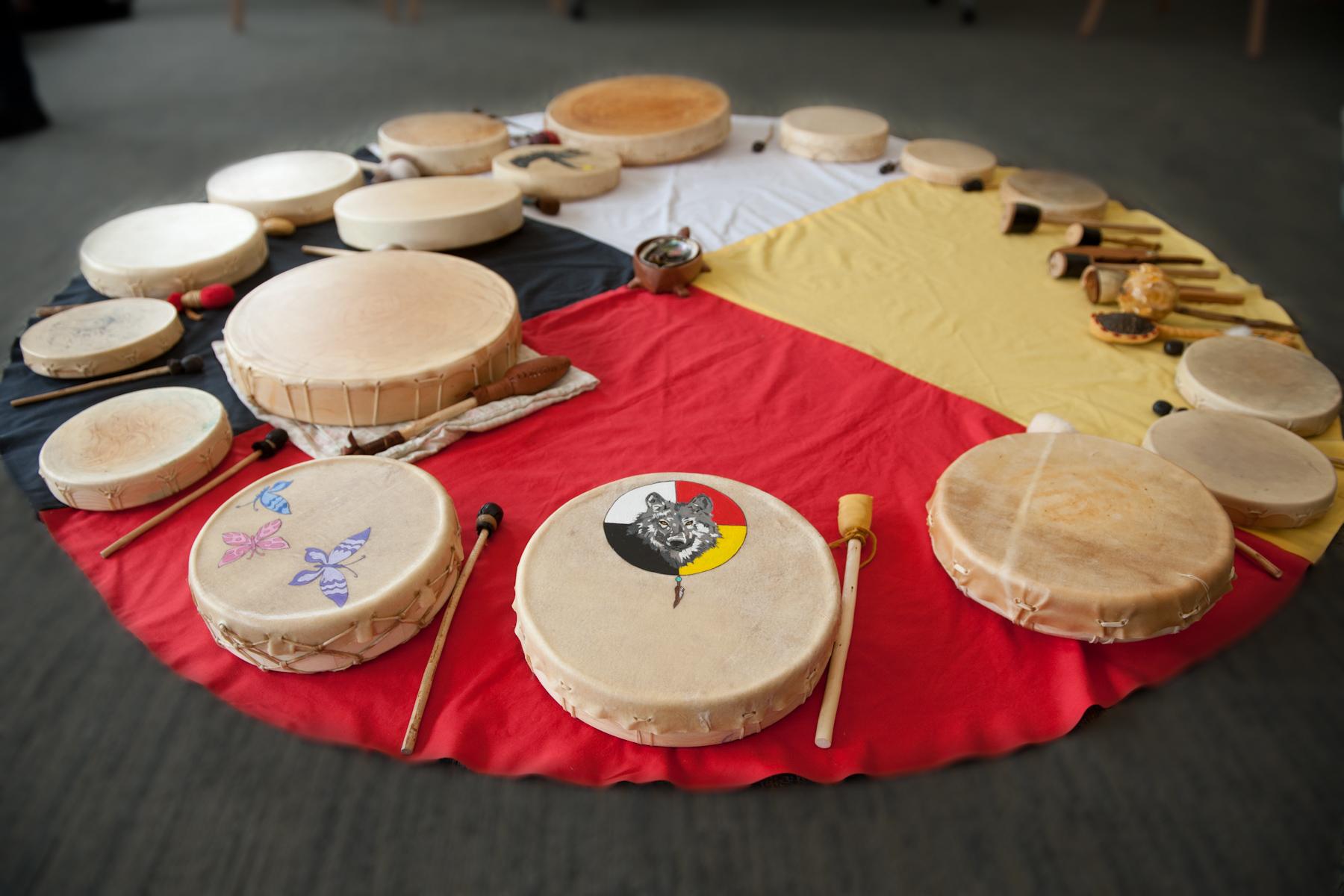 PAN Drumming Circle