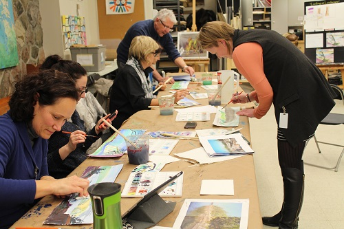 McMichael Art Collection: Mapping Landscapes WS (Nov. 19)
