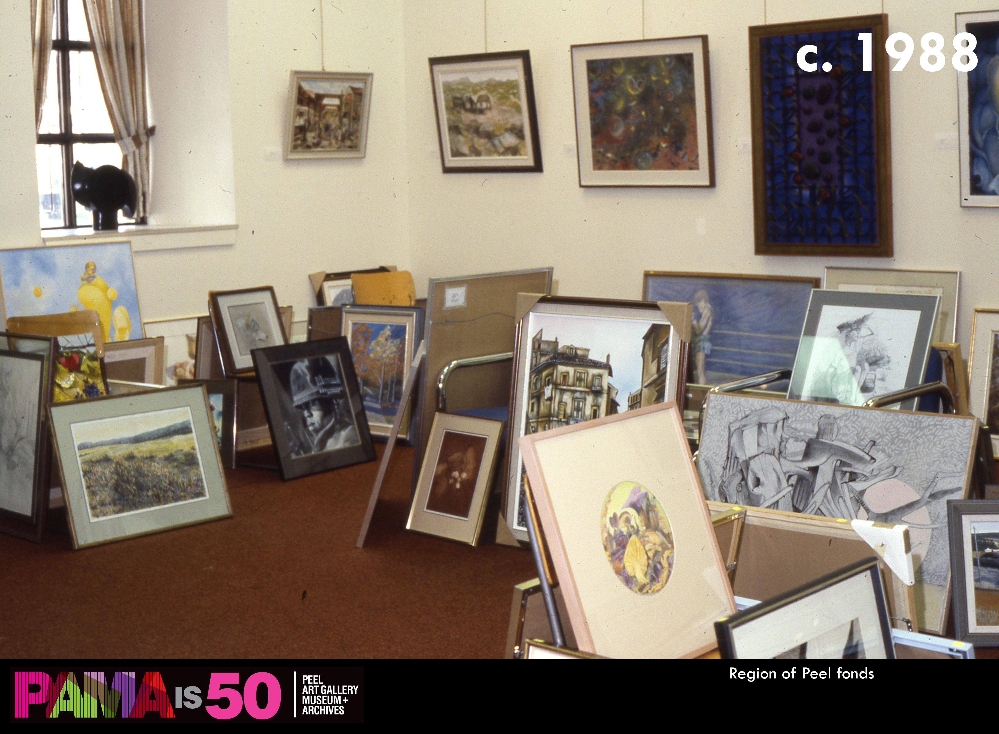 1988 Juried Art Show