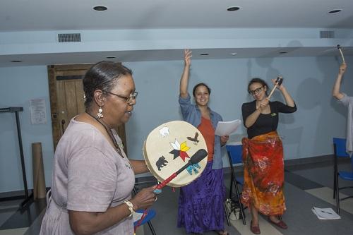 PAN Drumming Circle Nov.17
