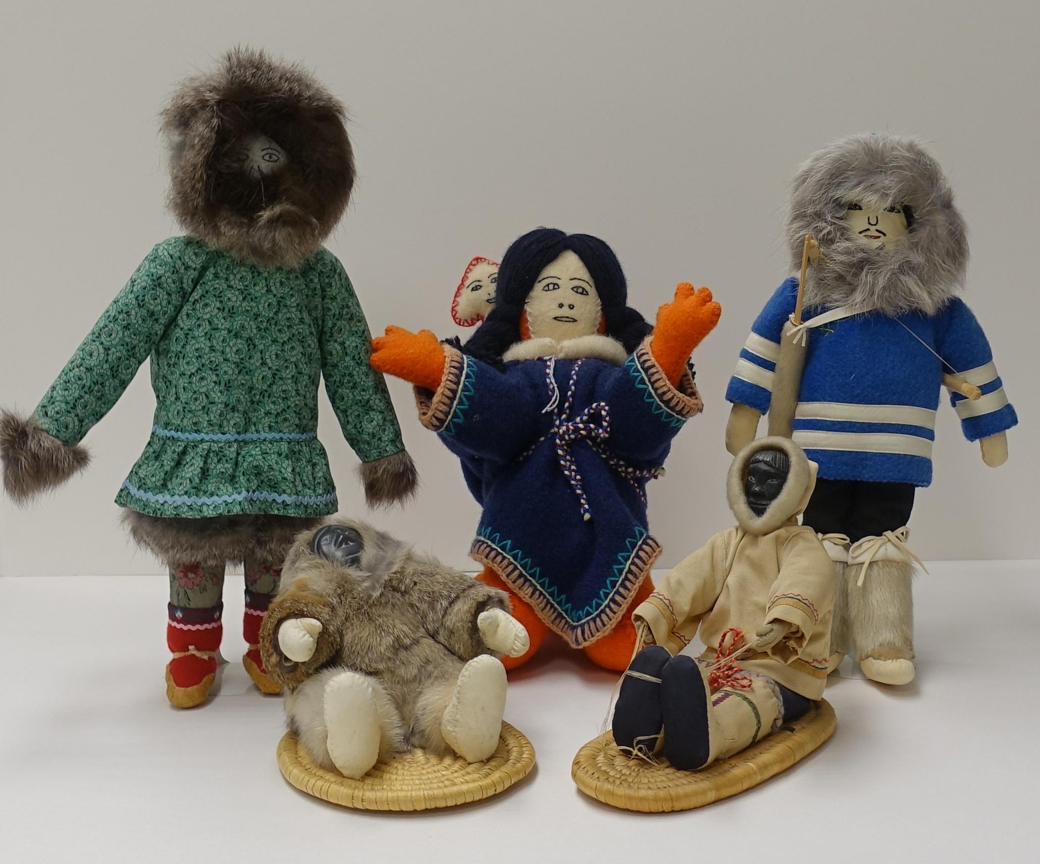Inuit Dolls - Opens Feb. 3