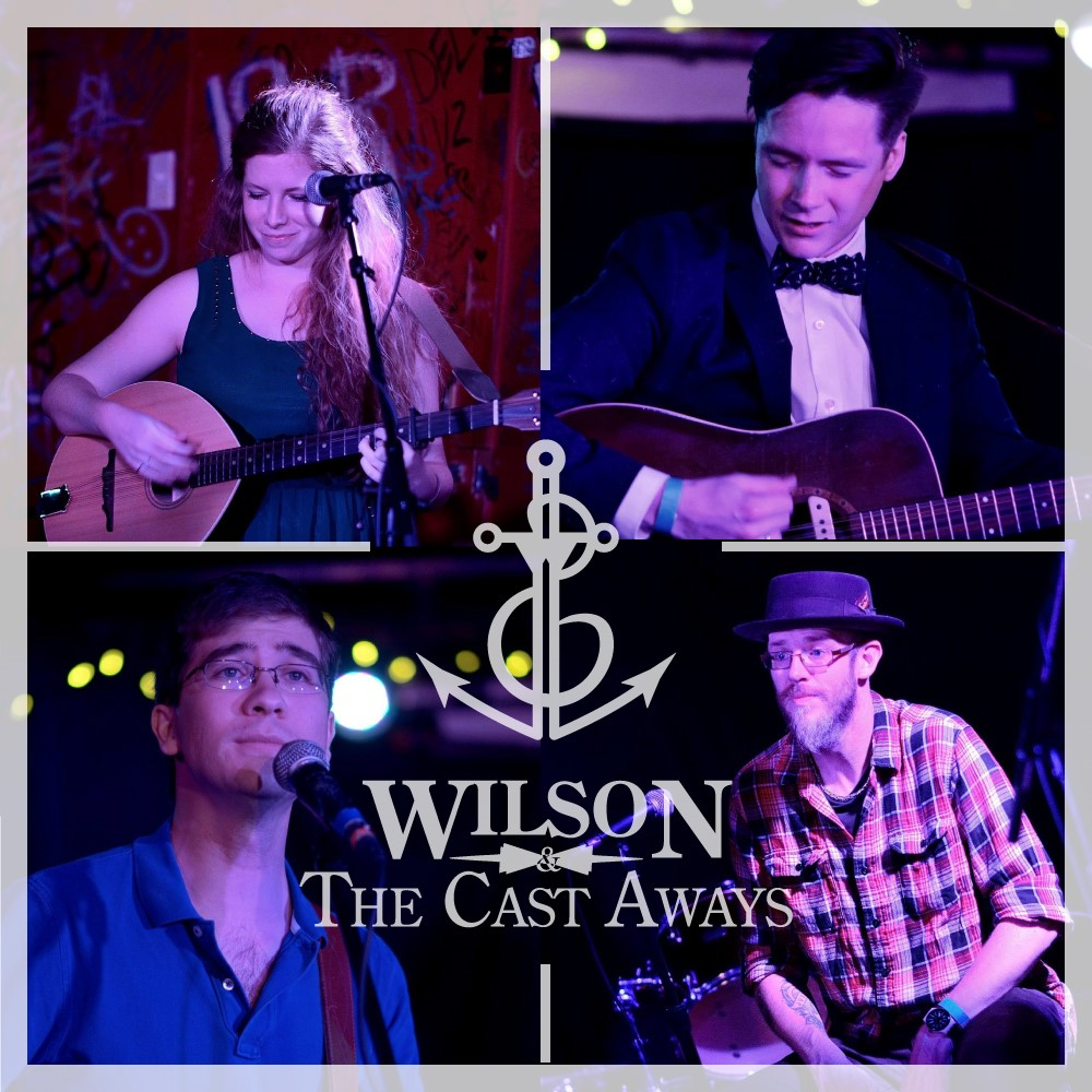Wilson and the Castaways - Nov. 22 musical guests