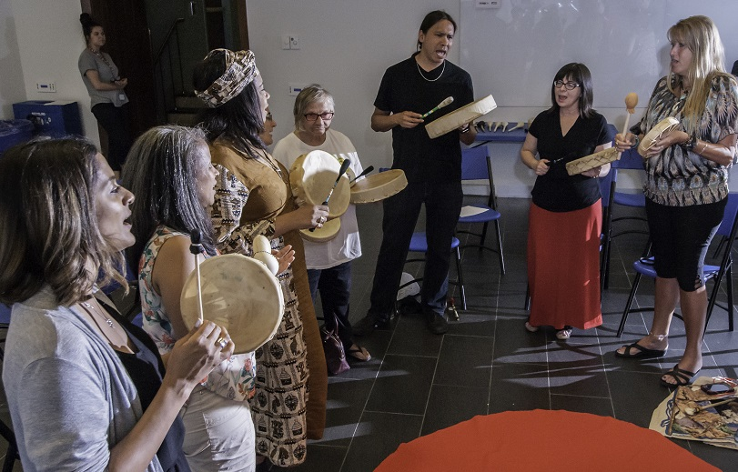 PAN Drumming Circle - Each Third Thursday