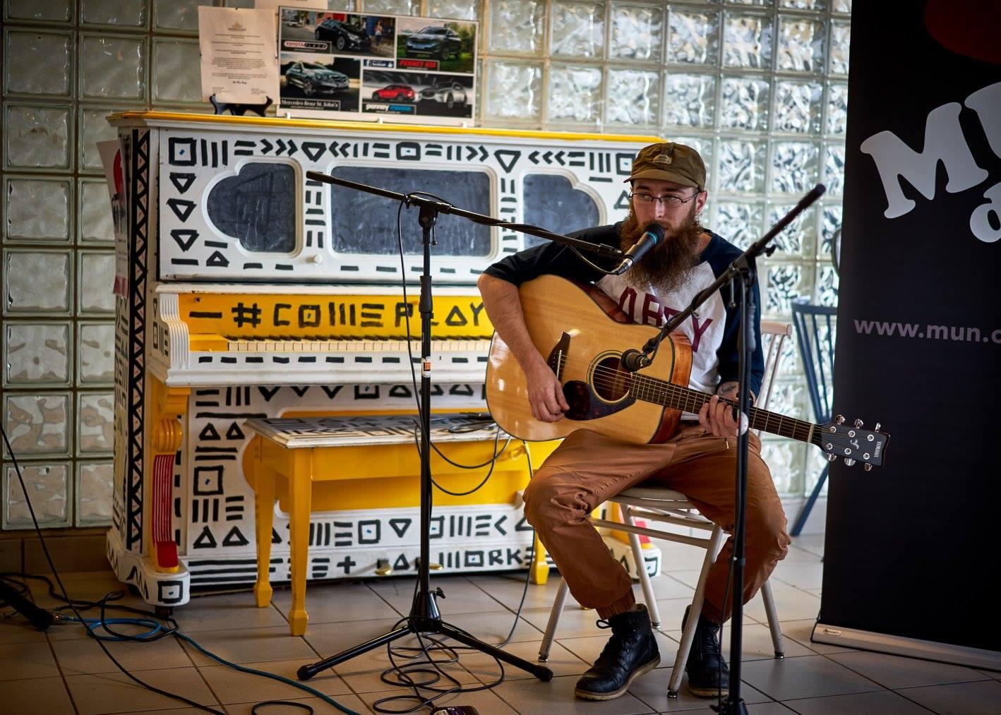 Matt Wittmann - Nov. 22 musical guest