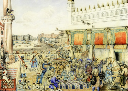 Kings and Saints, A Legacy in Sikh Art