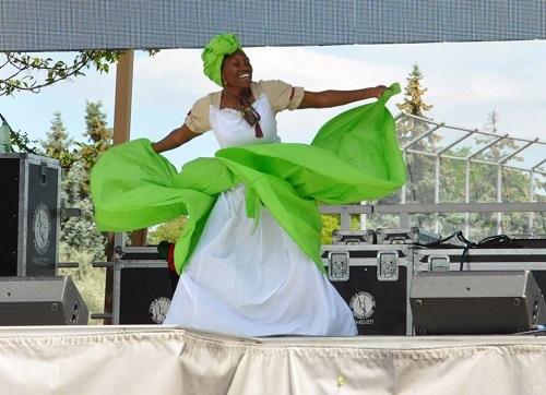 Caribbean Dance Workshop - Jan. 28