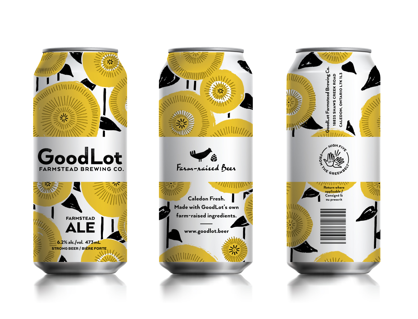 Craft Drinks - Goodlot Farmstead Brewing Co.