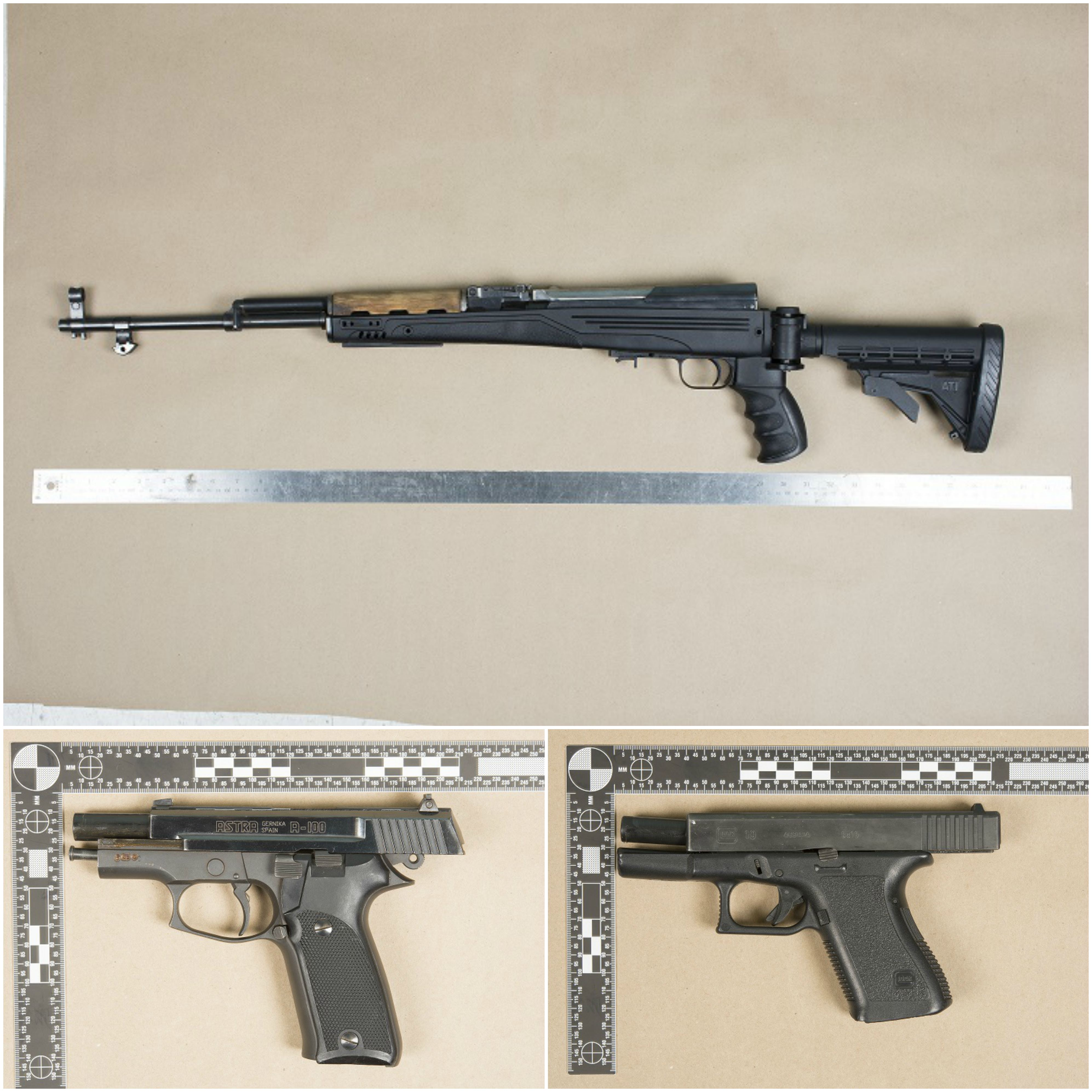 17-293 Firearms and Drugs Seized in Mississauga