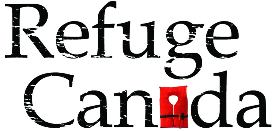Refuge Canada, June 8 - Title graphic