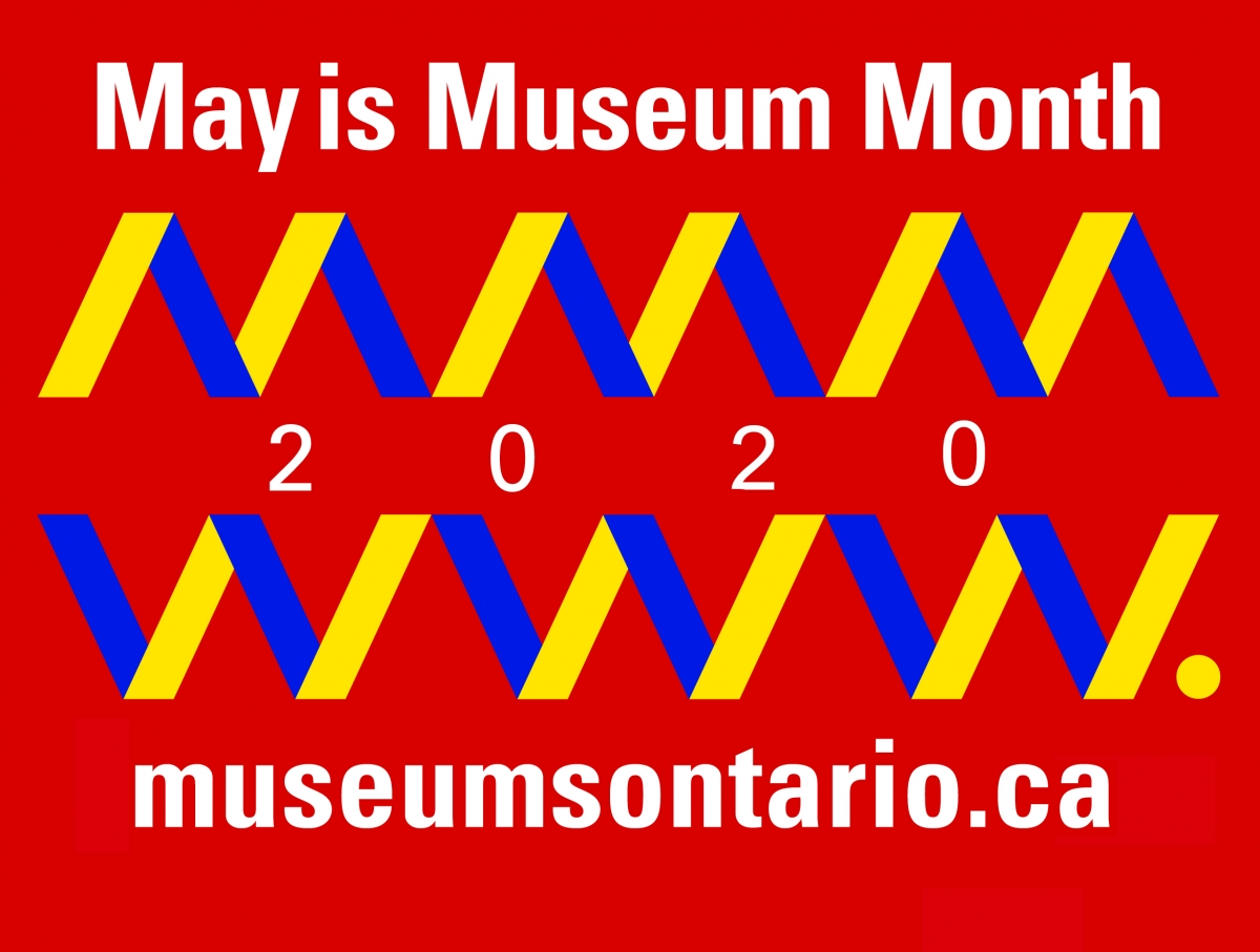 Museum Month Graphic