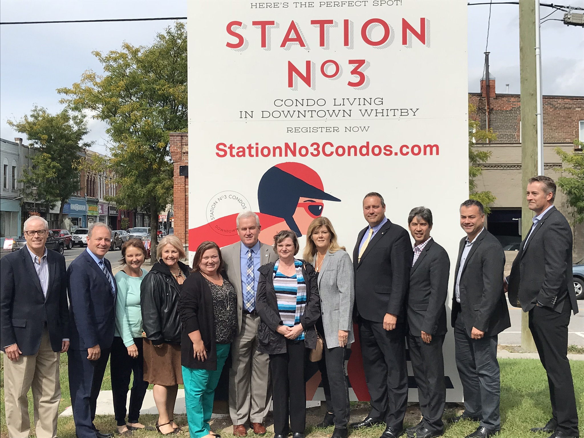 Station No. 3 Group Photo