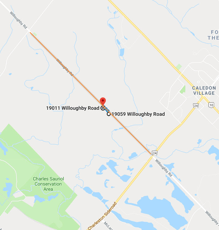 Willoughby Road Closure