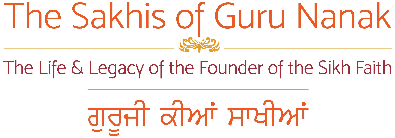 Exhibition Title - The Sakhis of Guru Nanak
