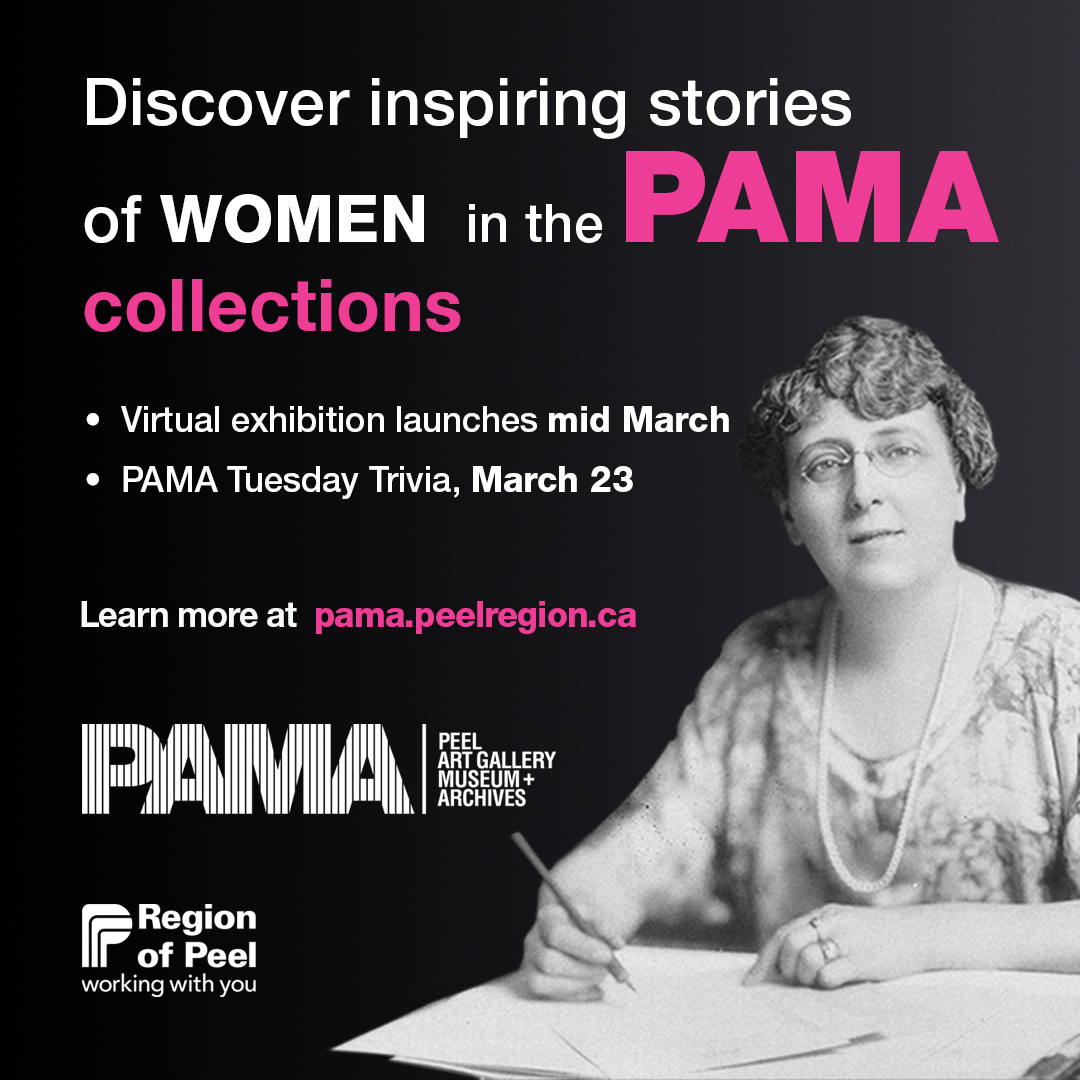Inspiring Stories of Women in the PAMA Collections