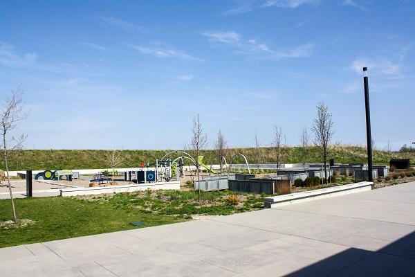 Audley Recreation Centre Park
