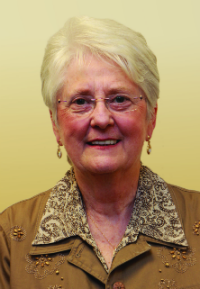 Board Chair Evelyn Brown