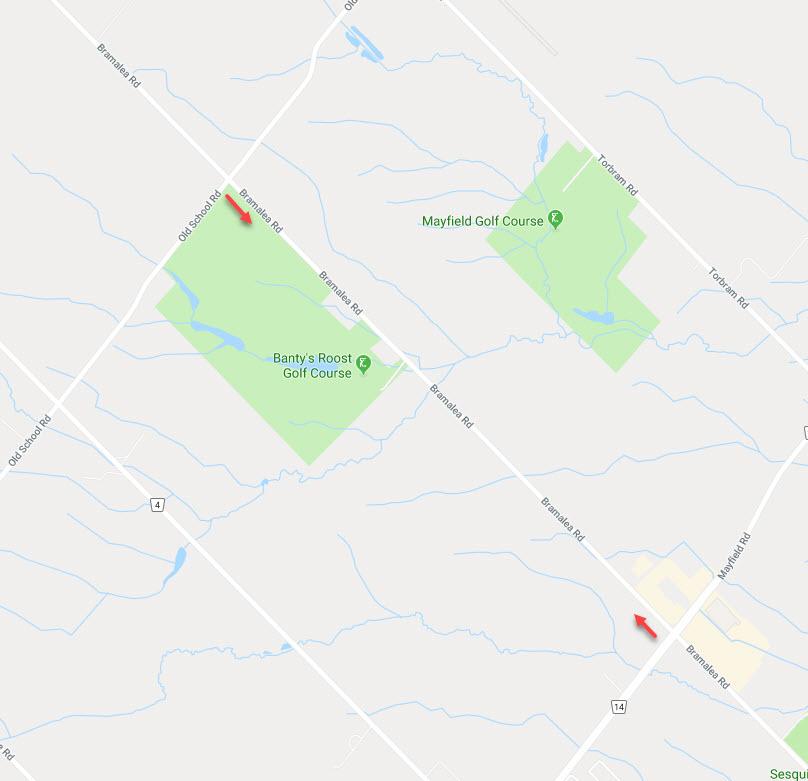 Bramalea Road Closure