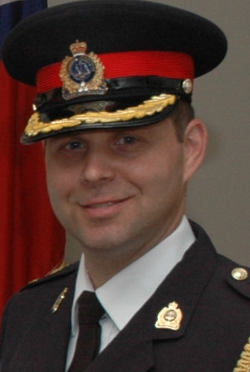 Police Chief Mark Campbell