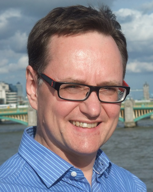 Guest Lecturer Timothy Long - April 7