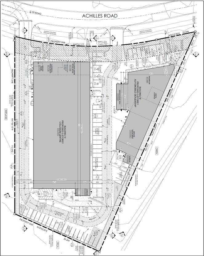 Proposed Development Plan