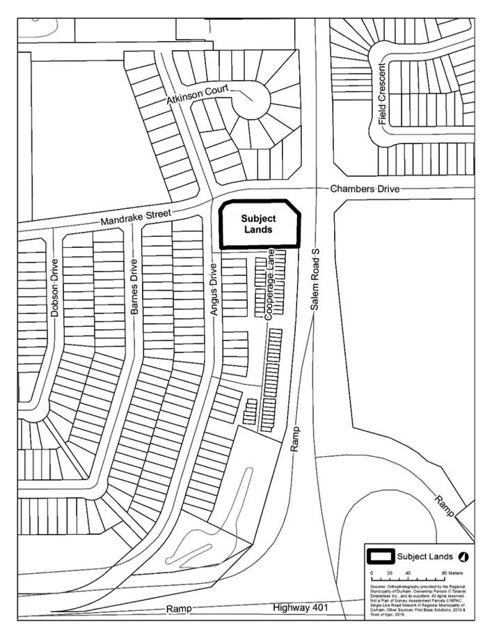 Site Plan - Craft Developments Corporation