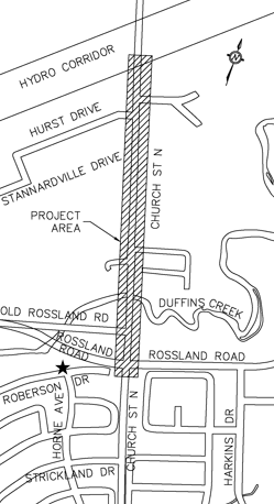 Kinsman Heritage Center Map