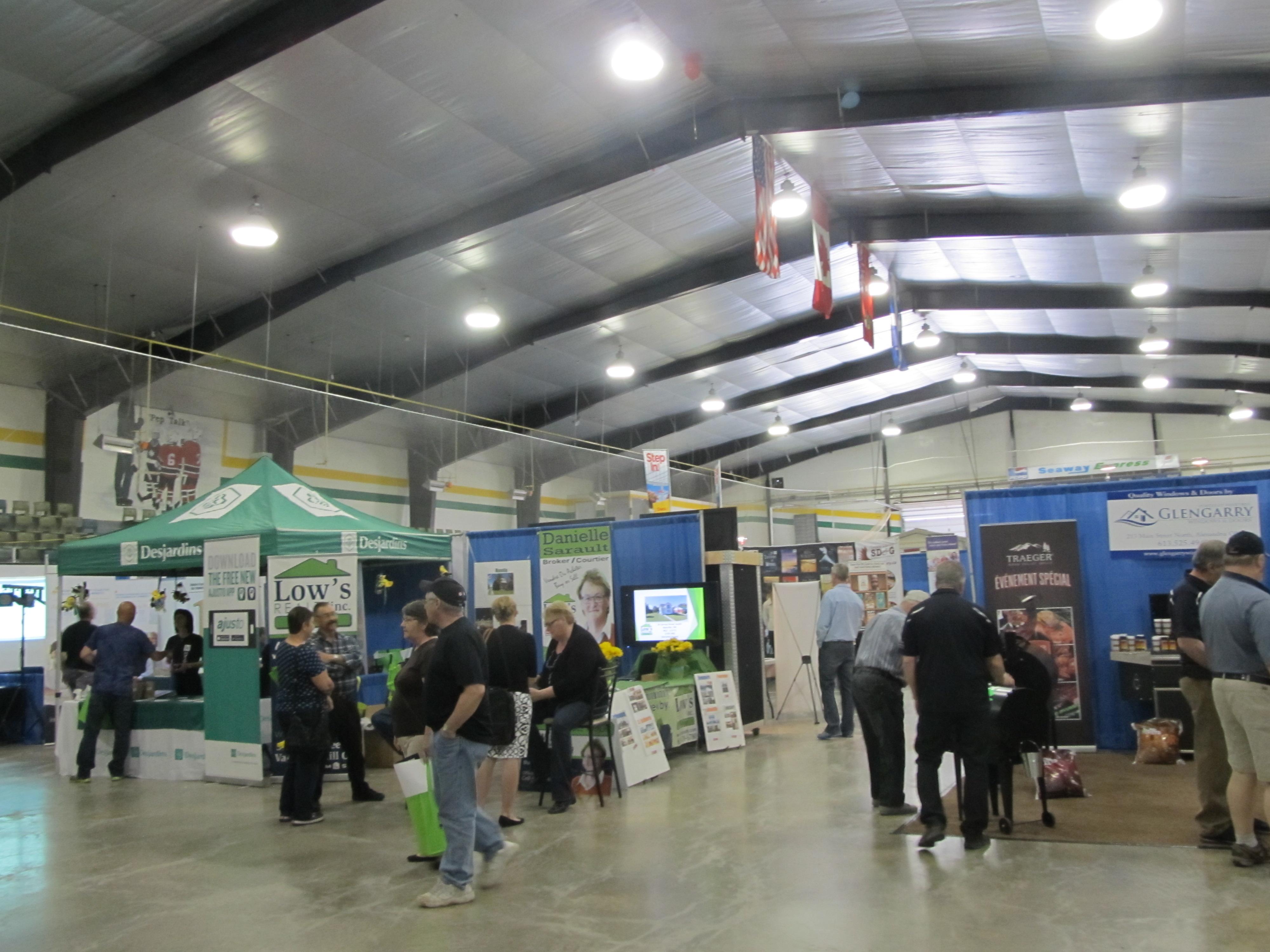 Alexandria Trade Show 2015_GPS Venue